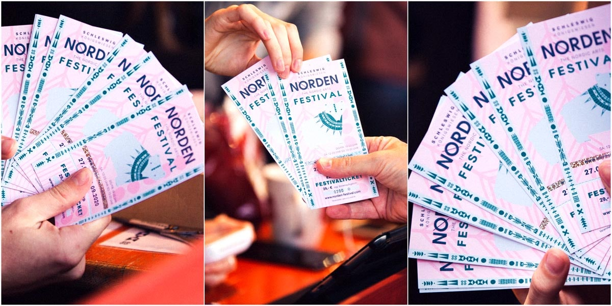 Norden Festival Tickets