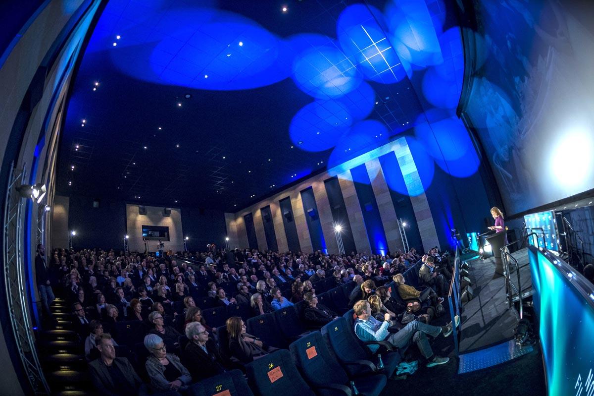(FOTO: Olaf Malzahn) Auch in diesem Jahr gibt es wieder ein tolles Filmprogramm bei den 61. Nordischen Filmtagen in Lübeck.