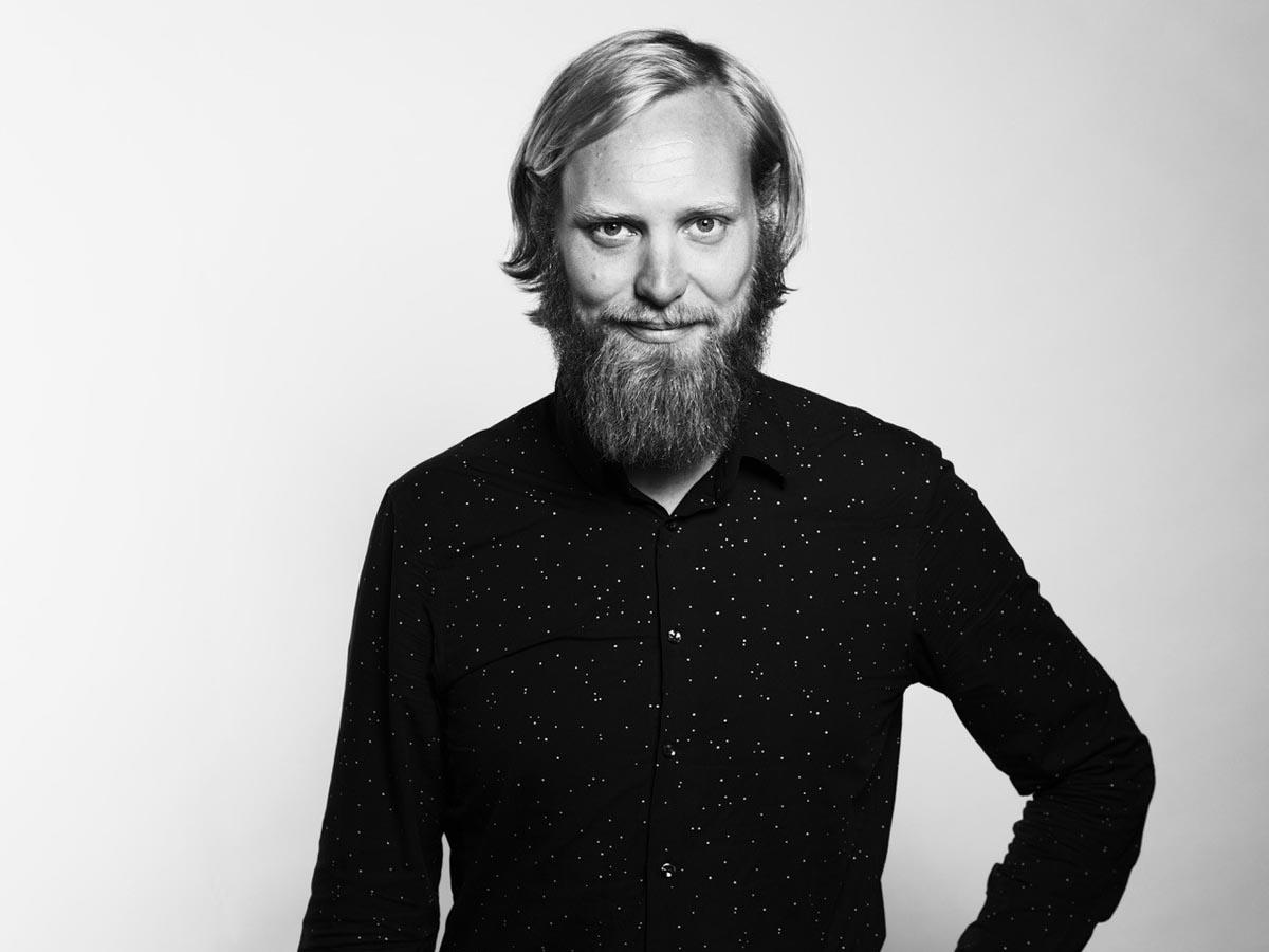 Oskari Lampisjärvi Portrait