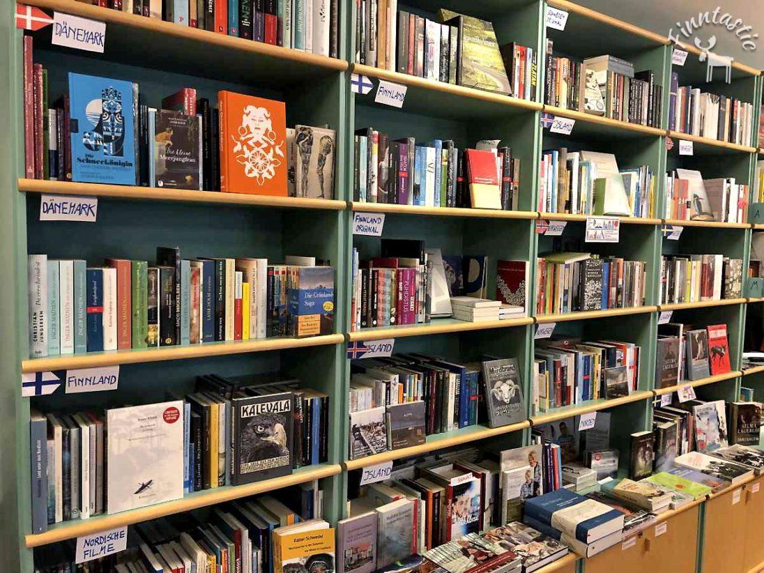 Im Buchladen Pankebuch