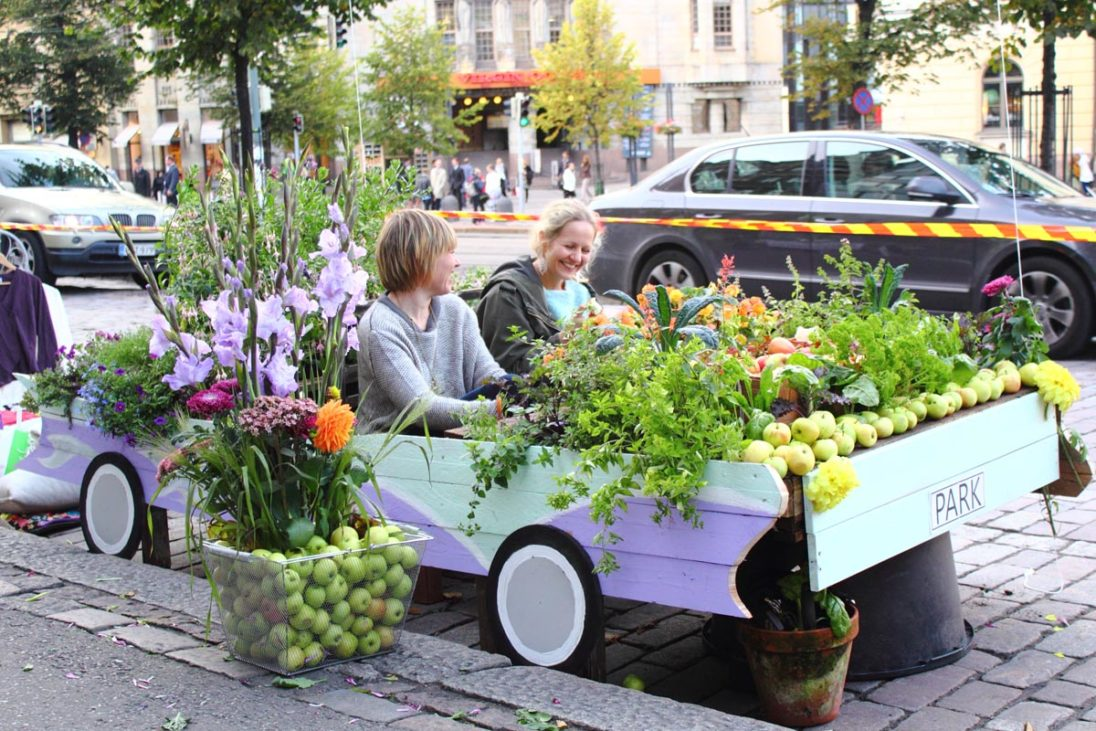 Parking Day Helsinki