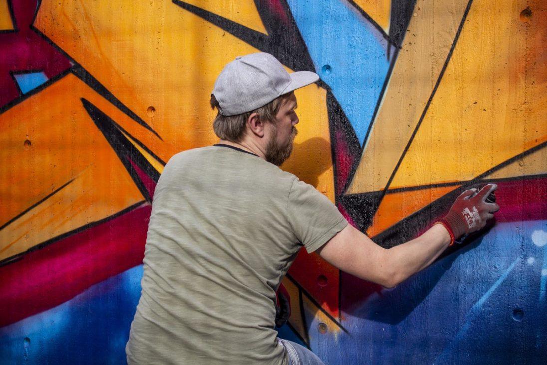 Pasila Street Art