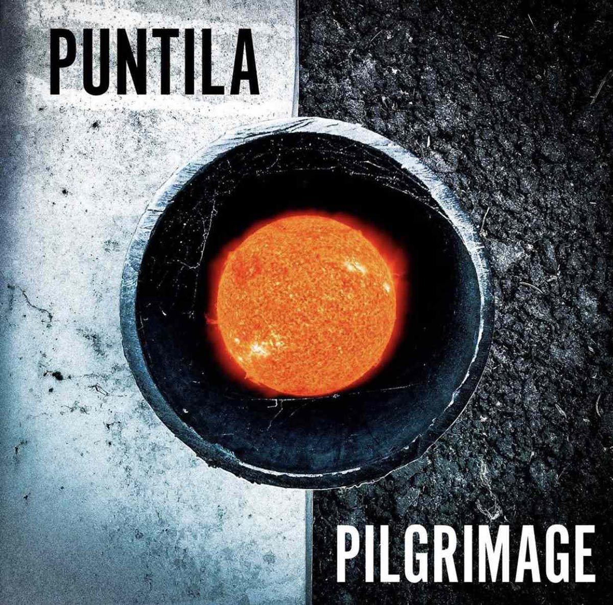 (COVER: Tuomo Puntila) PILGRIMAGE is the debut album of Tuomo Puntila, with five self-written groovy rock songs.