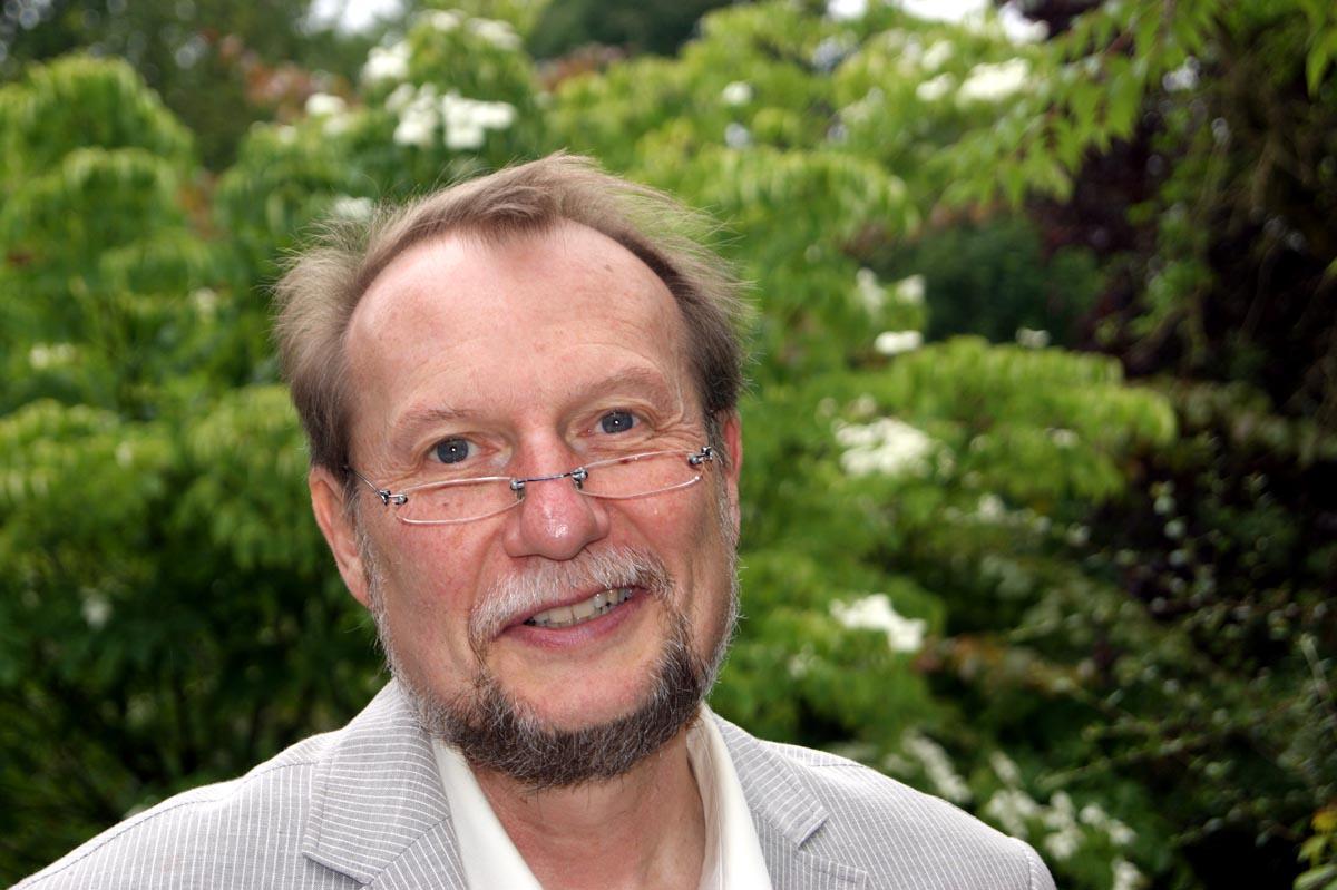 Schriftsteller Bernd Schreiber