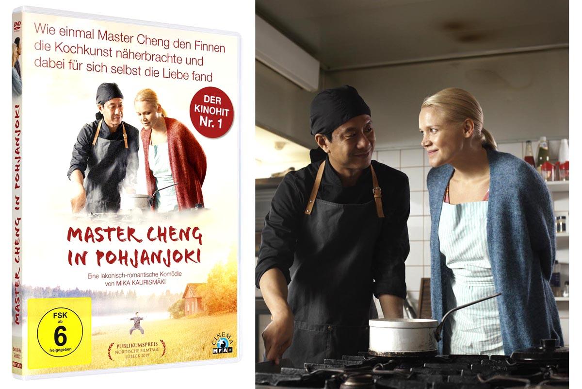 DVD Master Cheng in Pohjanjoki mfa FilmDistribution