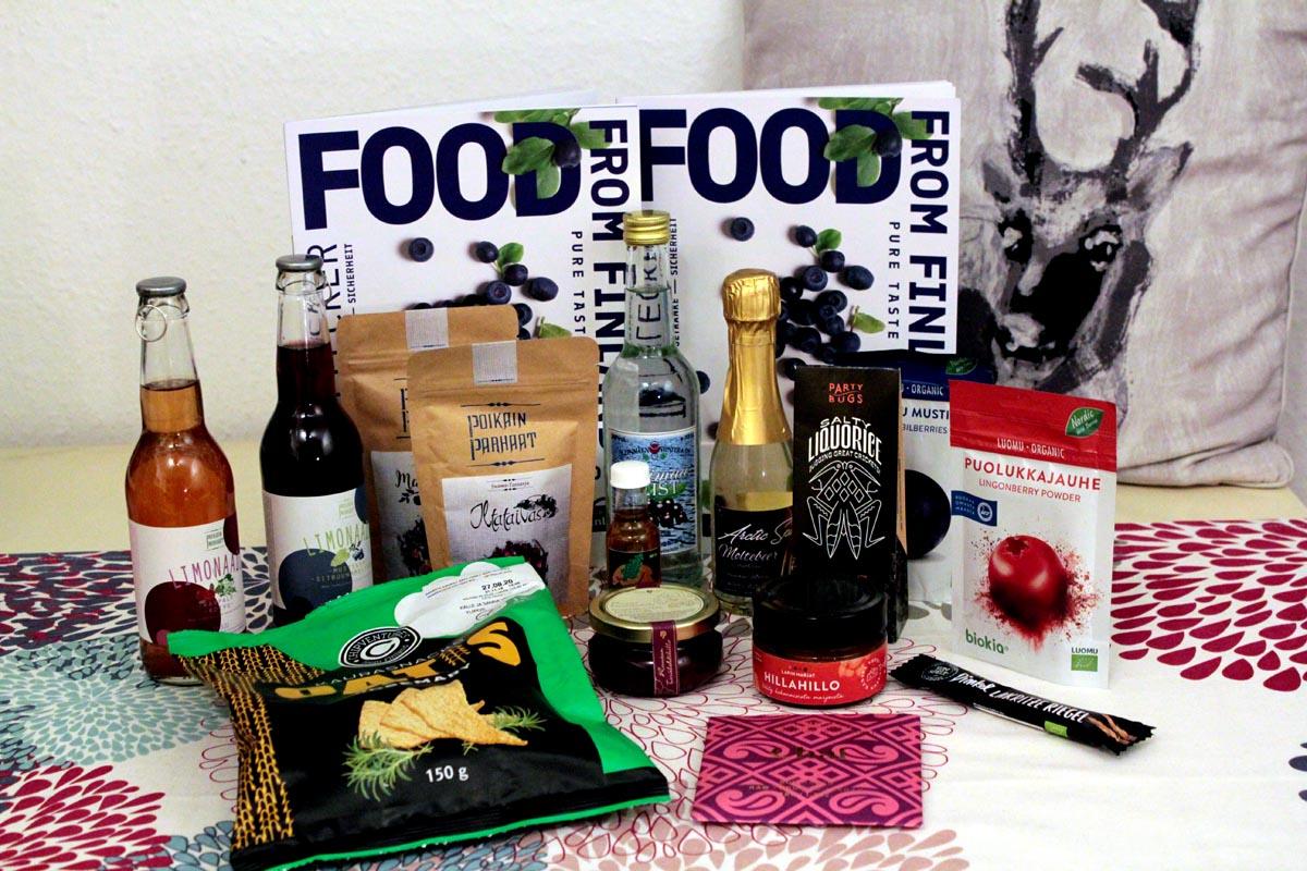 Finnland-Produkte Grüne Woche Berlin 2020