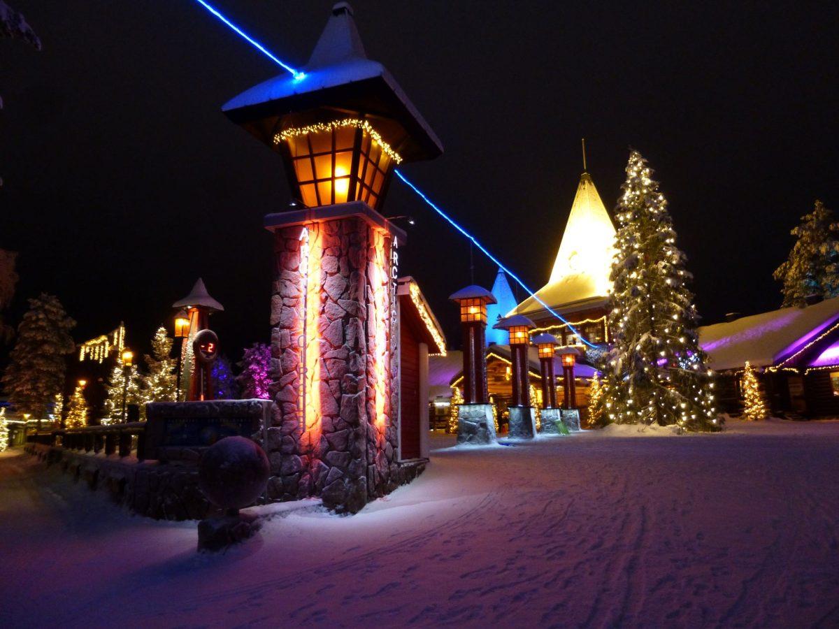 Santa Claus Village Rovanniemi