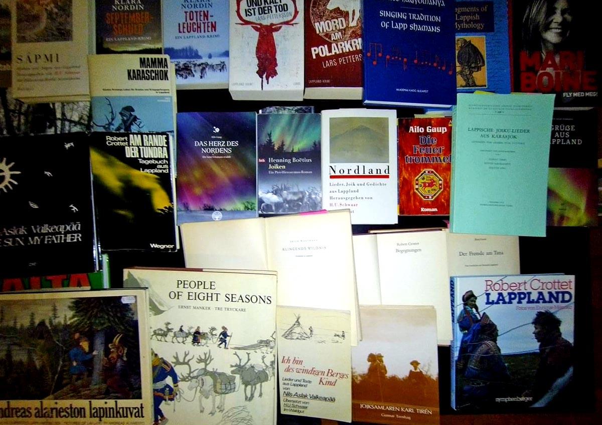 Sapmi Literatur