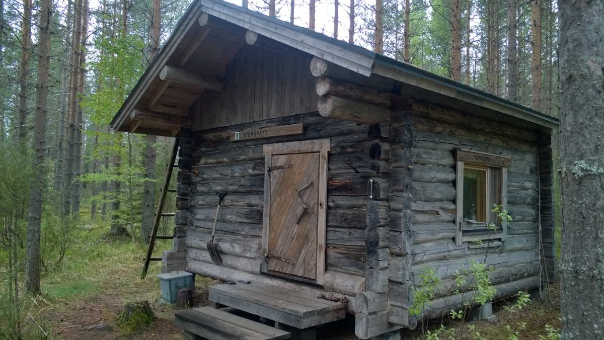 Hike and See Wanderhütte Ostfinnland