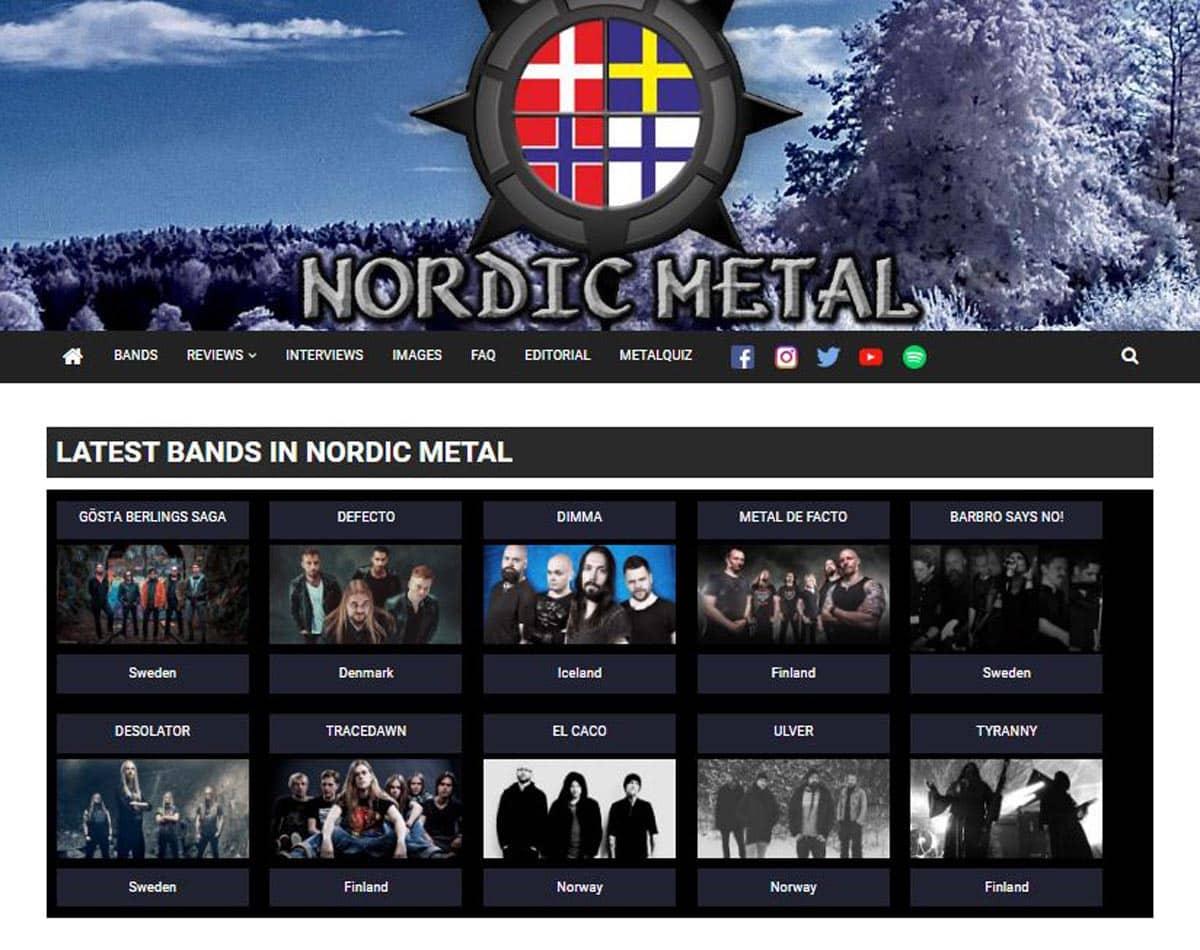 Nordic Metal Net