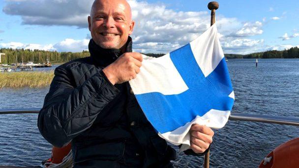 Suomi Alex in Finnland