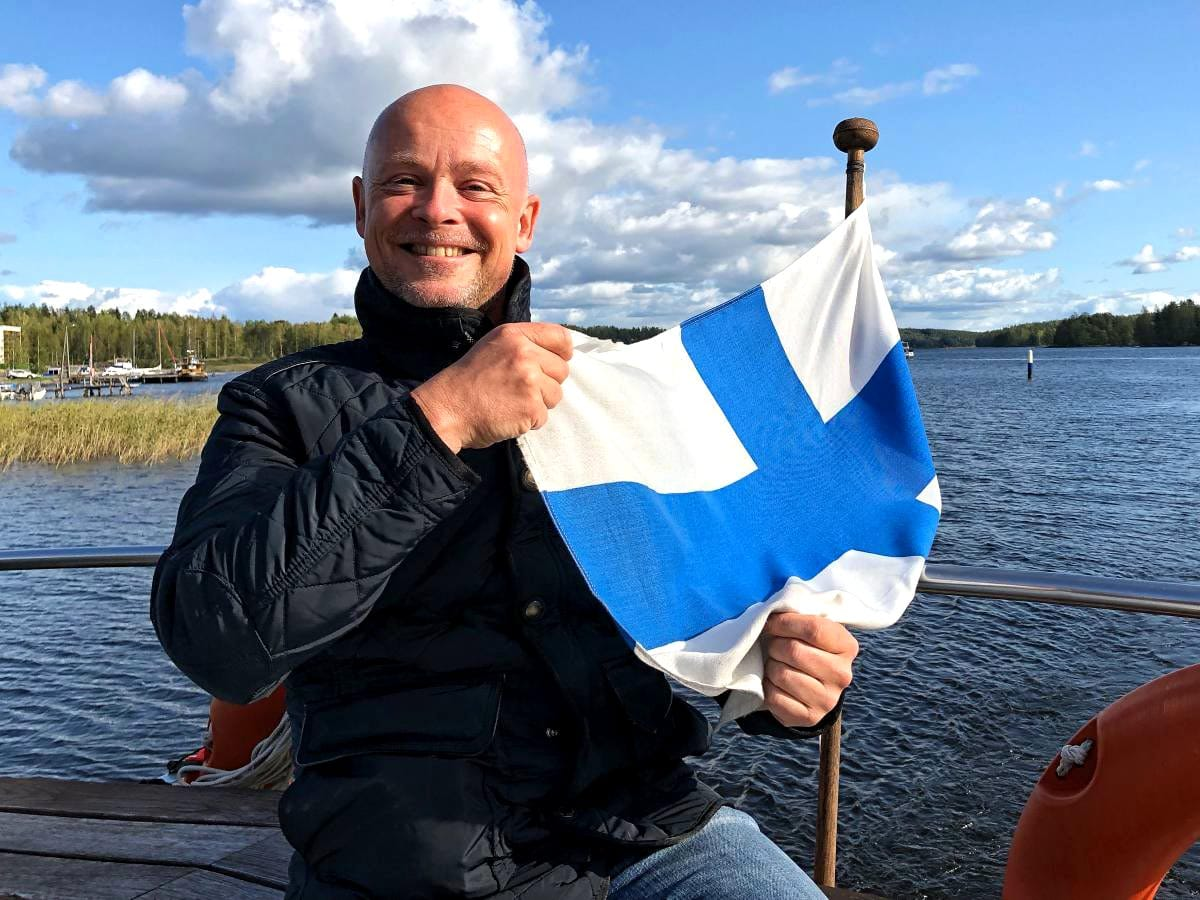 Suomi Alex in Finnland