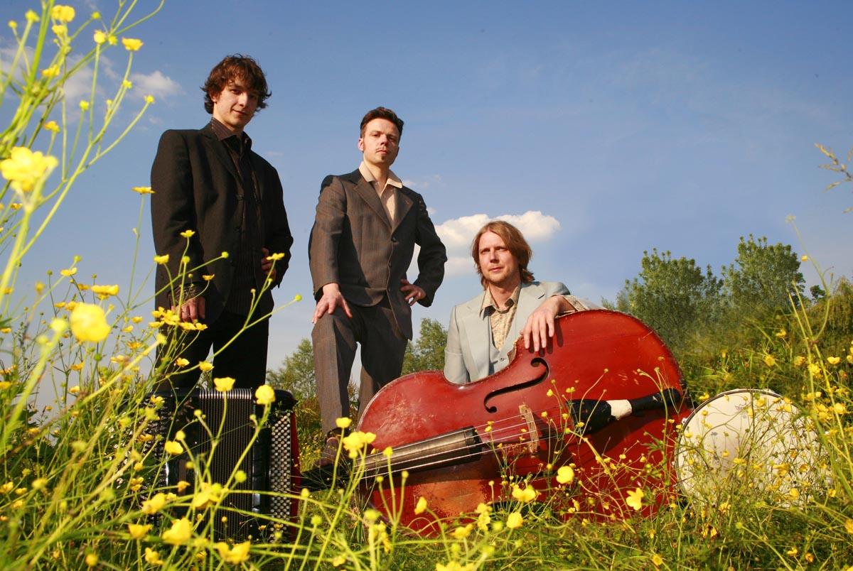 TangonTaikaa Trio