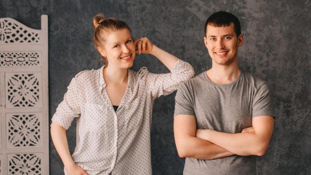 Tim und Elina von Finnflavours