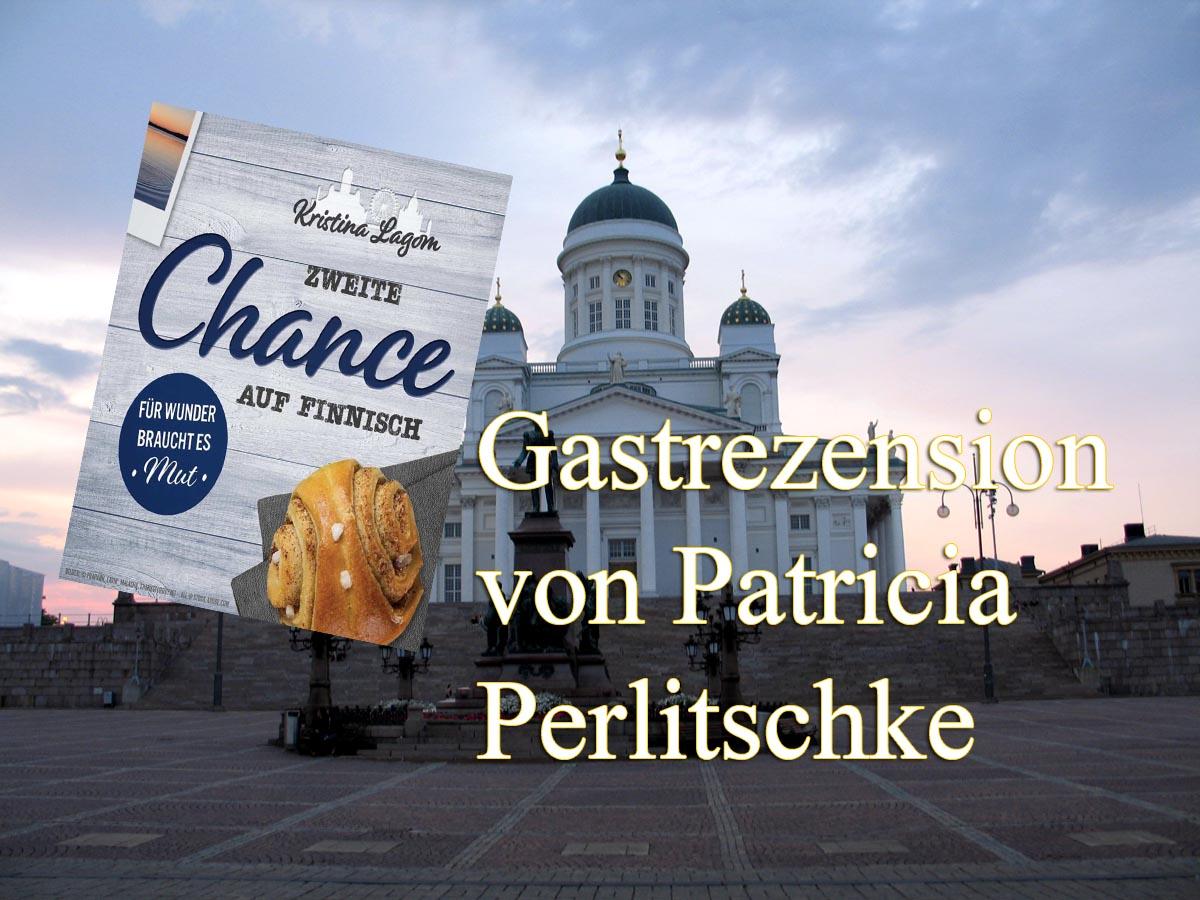 Titelbild Buchrezension - Zweite Chance auf Finnisch