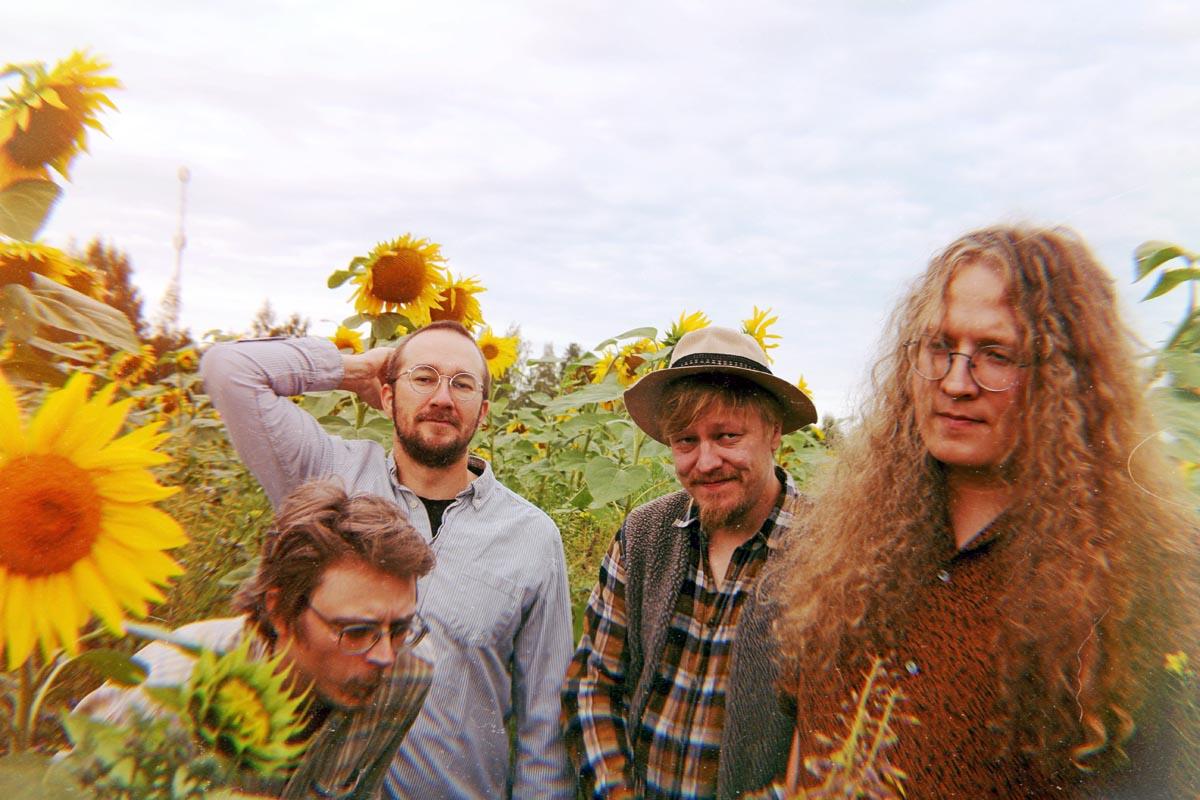 (PHOTO: Lauri Ainala) The Finnish folk band