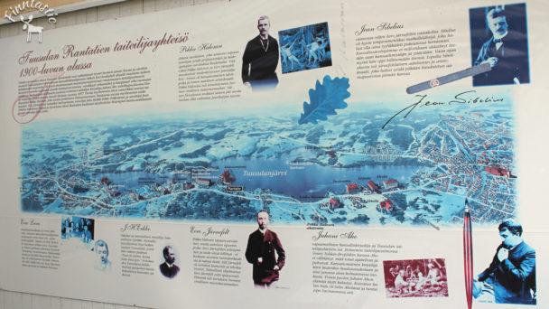 Künstlerkolonie Tuusulanjärvi