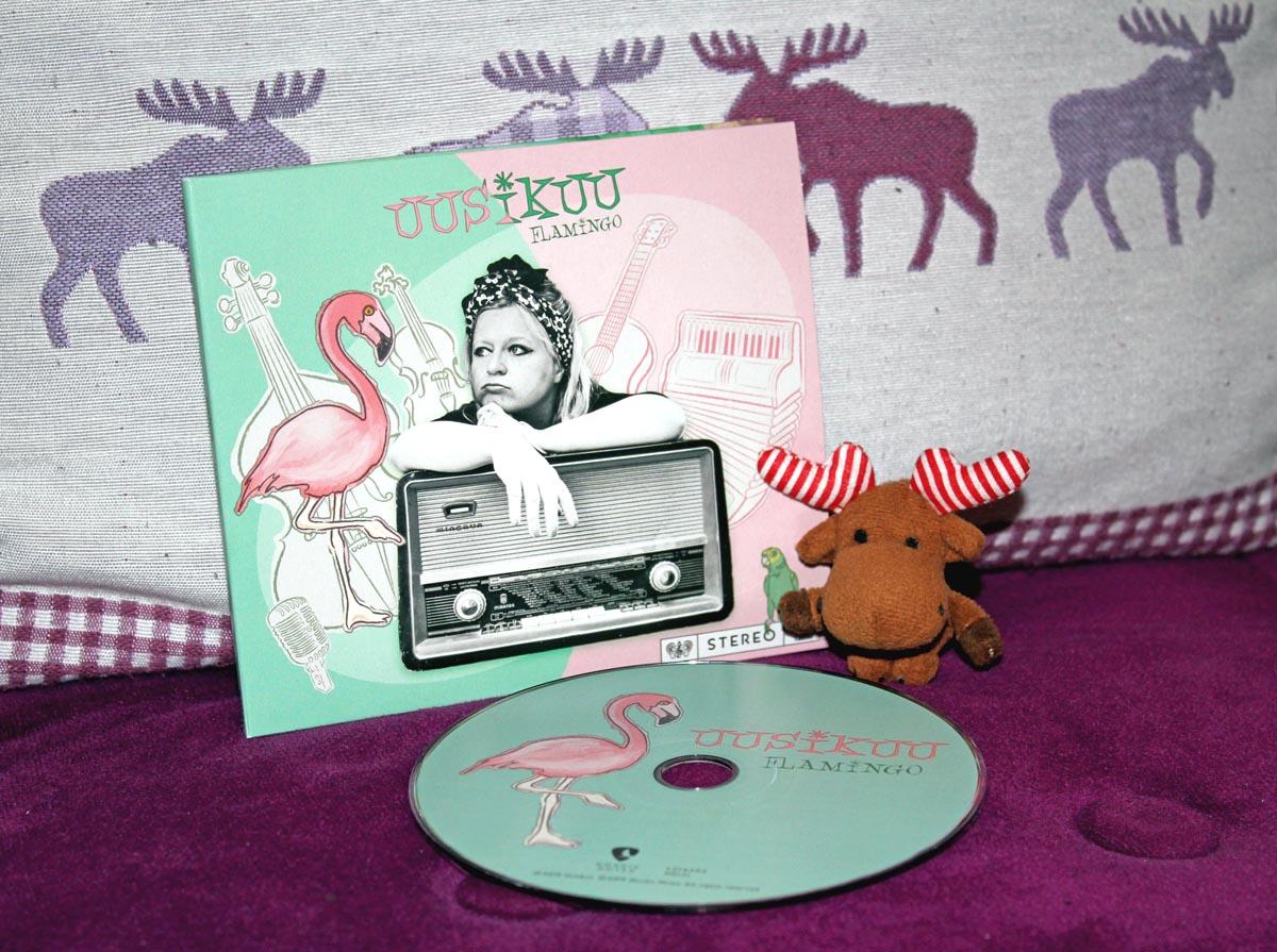 Uusikuu Album Flamingo
