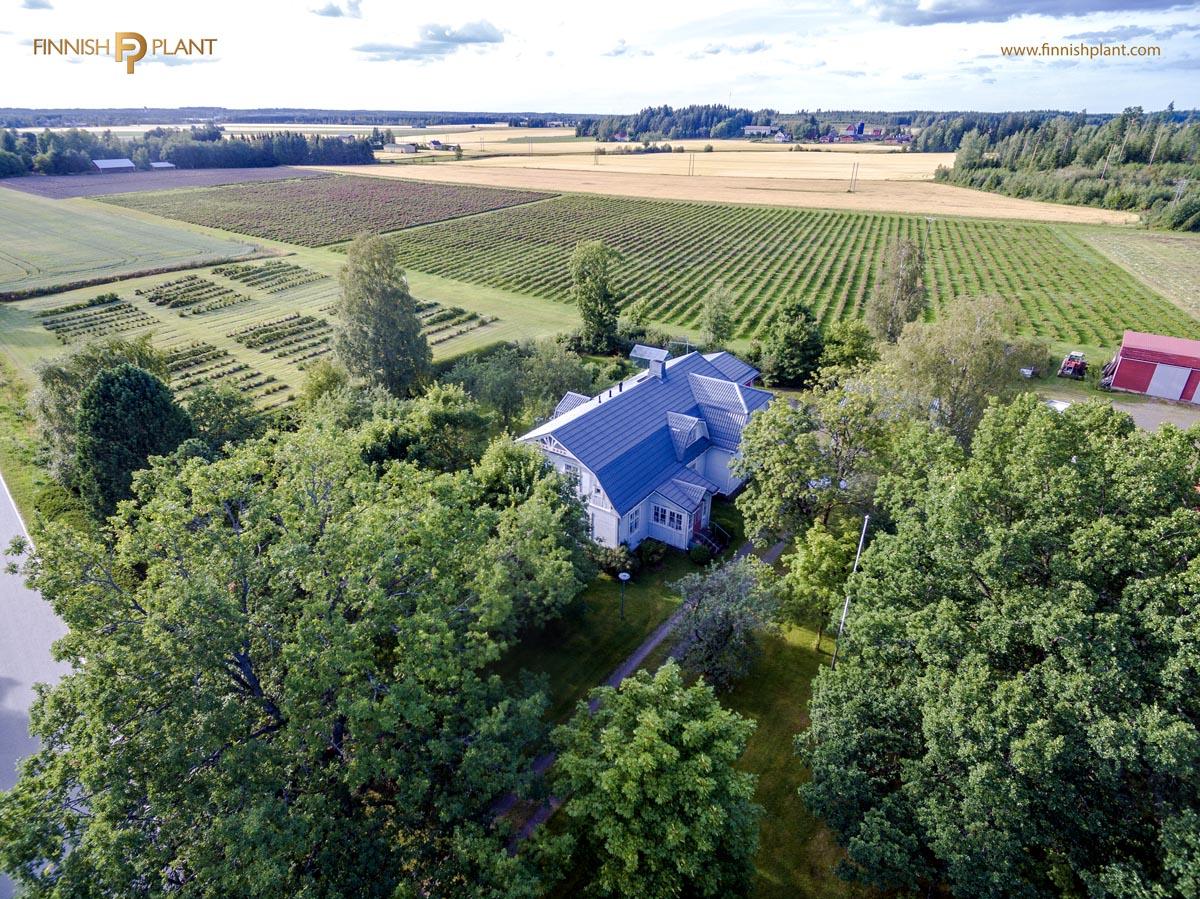 Kotaja farm in Vampula