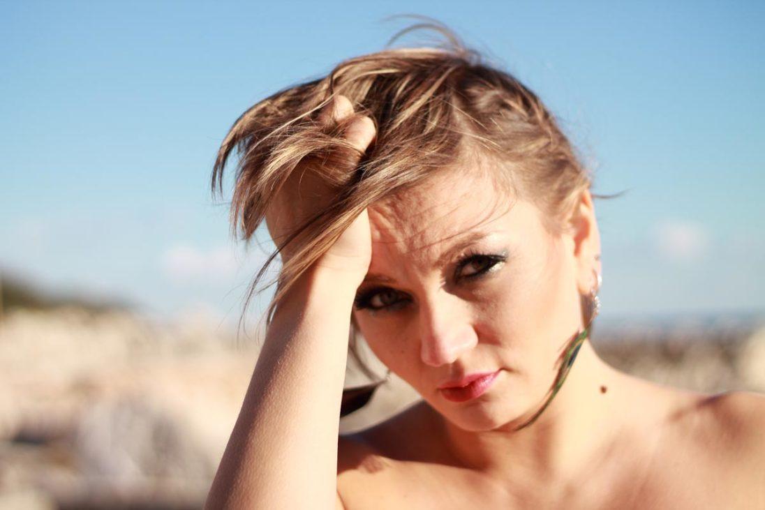 Jazzdance artist Wilma-Emilia Kuosa