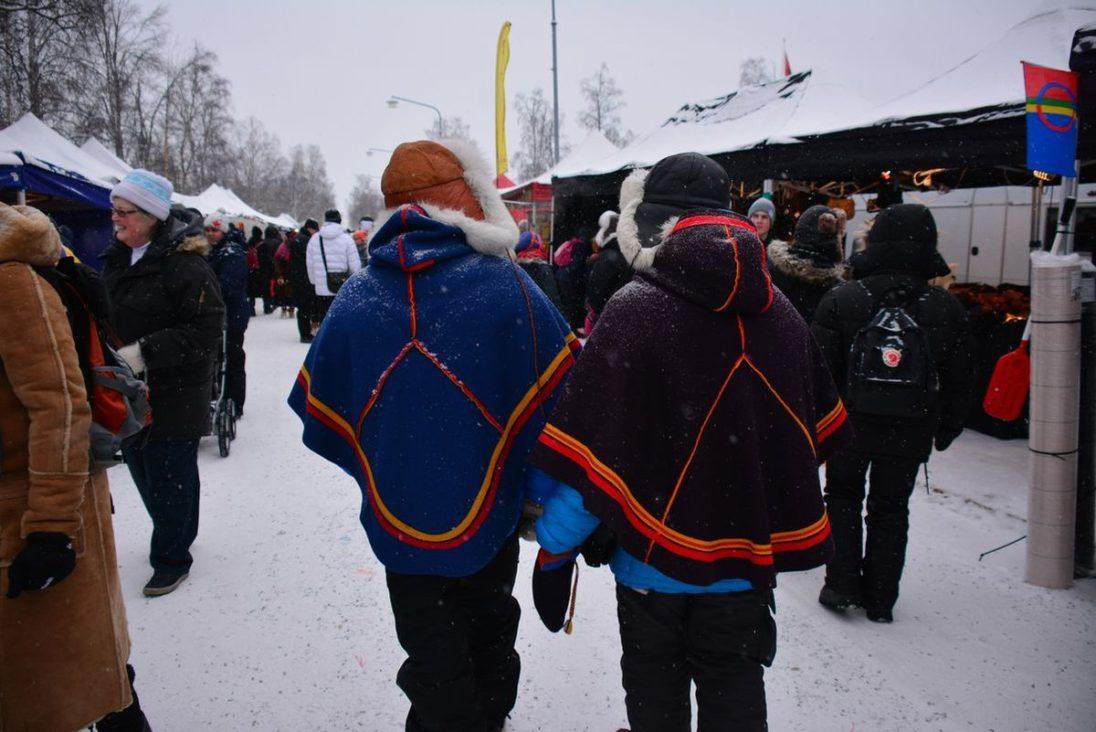 Samischer Wintermarkt in Jokkmokk