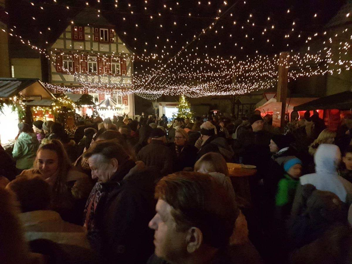 Weihnachtsmarkt Kirchgöns Wetterau